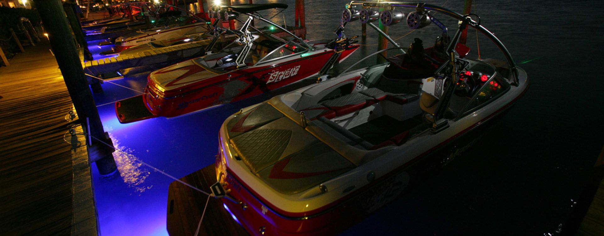 LED Boat Lights & Marine Lights